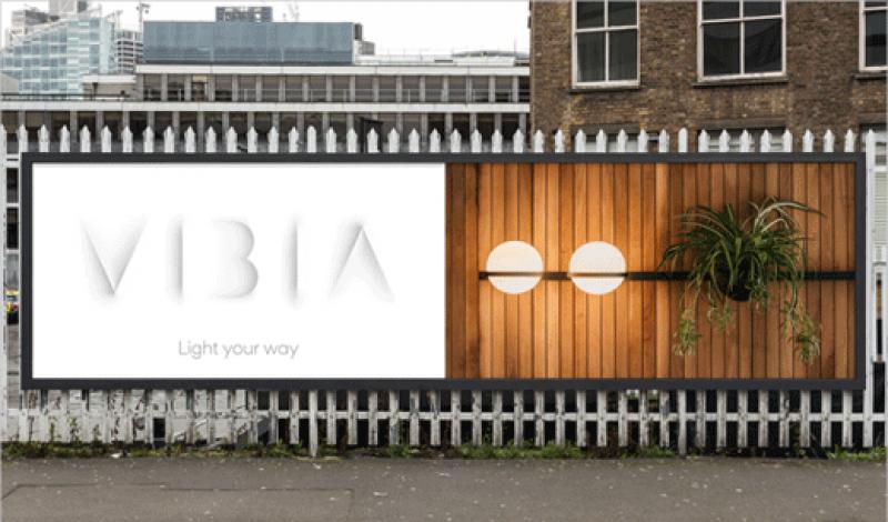 西班牙照明公司Vibia品牌形象设计提升经典案例分享_国外VI设计公司